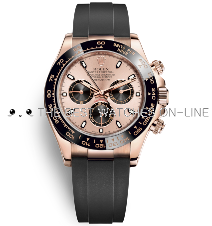 Replica Rolex Daytona Automatic Watch 116515ln-0013 Rose Gold 40mm