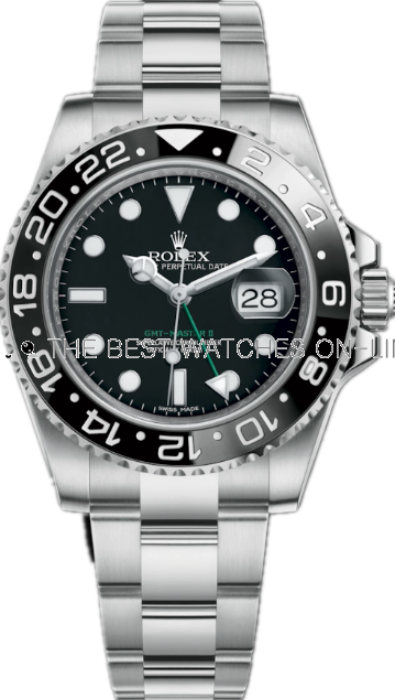 Swiss Rolex GMT-Master II Cloned 3186 Movement 116710LN (Super Model)