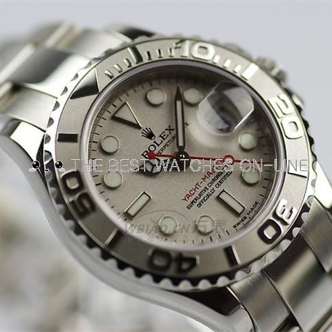 Rolex Yacht-Master 169623 White dial Ladies Automatic Replica Watch
