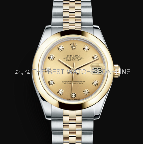 Rolex Datejust 31mm Automatic Watch 178243-0037