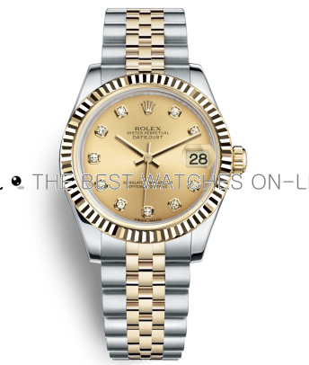 Rolex Datejust 31mm Automatic Watch 178273-0002