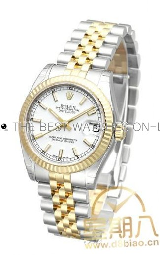 Rolex Datejust Ladies 178273 White dial Automatic Replica Watch 31mm