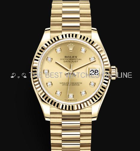 Rolex Datejust 31MM Automatic Watch 278278-0009