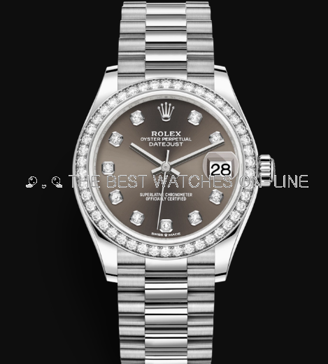 Rolex Datejust 31MM Automatic Watch 278289RBR-0006