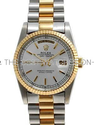Rolex Datejust II Replica Watches White Dial RX4103