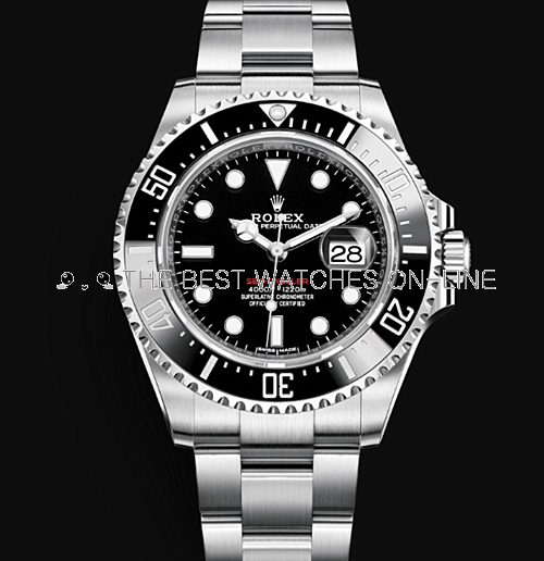 Replica Rolex Sea-Dweller Automatic Watch 126600-0001 43MM