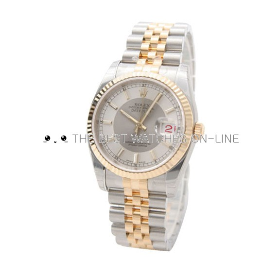 Swiss Rolex Datejust Mens 116233 Men Automatic Replica Watch