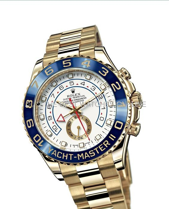 Rolex Yacht-Master II 116688 Men Automatic Replica Watch