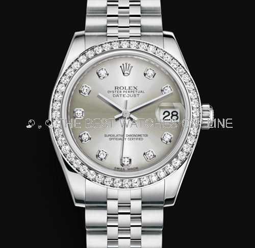 Rolex Datejust 31mm Automatic Watch 178384-0003