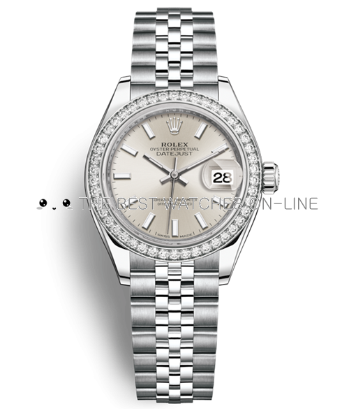 Rolex Datejust 28mm Automatic Watch 279384rbr-0007