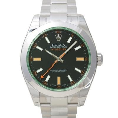 Rolex Milgauss  Replica Watches 116400GV