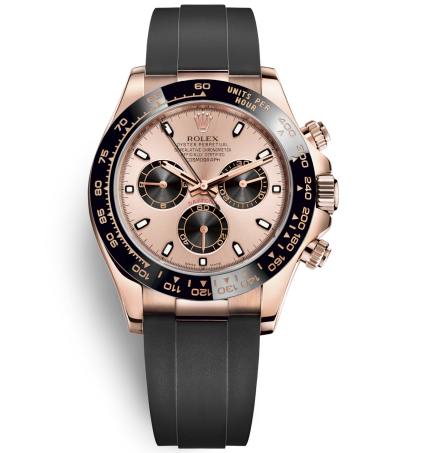 Replica Rolex Daytona Automatic Watch 116515ln-0013 Rose Gold 40mm