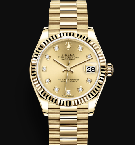 Rolex Datejust 31MM Automatic Watch 278278-0009