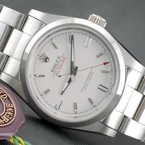 Swiss Rolex Milgauss White Dial Mens SWRX938