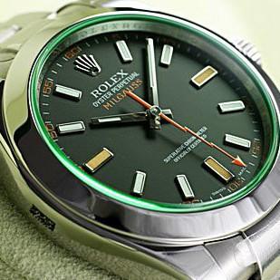 Rolex Milgauss Replica Watches Mens Watch 116400GV