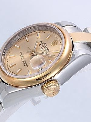 Rolex Datejust II Replica Watches Argent Dial RX4128