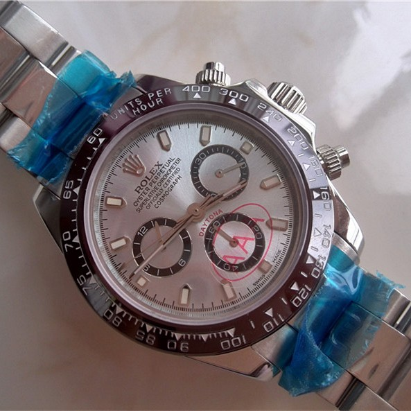 Swiss Rolex Daytona Ice Blue Dial