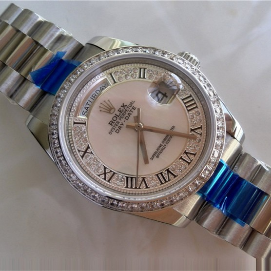 Rolex Day-Date Diamonds Dial