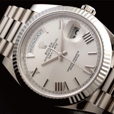 Rolex Day-Date228239 Swiss Automatic Watch White Dial