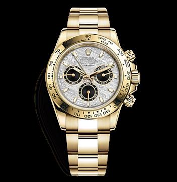 Replica Rolex Daytona Swiss Watches 116508-0015 Meteorite Dial 40mm(High End)