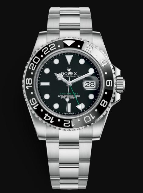 Swiss Rolex GMT-Master II Cloned 3186 Movement 116710LN (Super Model)