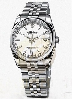 Swiss Rolex Oyster Perpetual 116200-63200 White dial Men Automatic Replica Watch